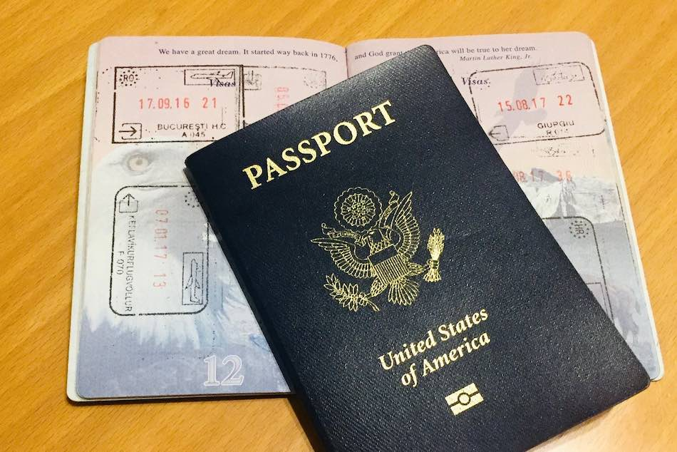 Passport - Visa - Stamps
