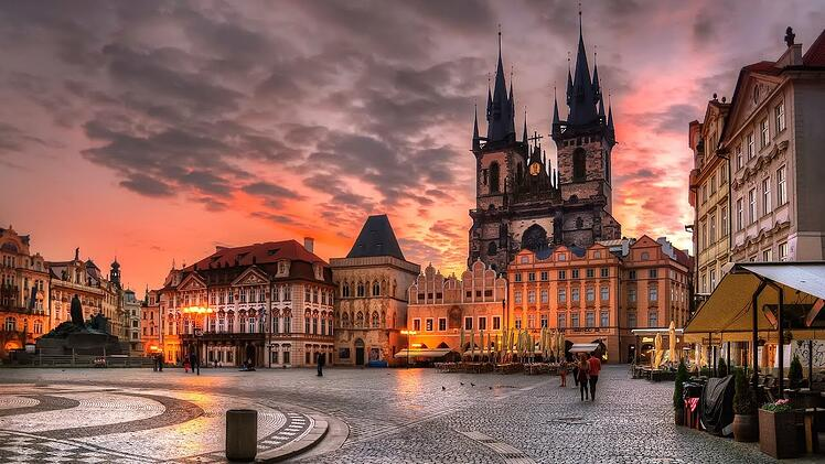 Take your TEFL course in Prague