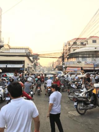 Russian Market in Phnom Penh, Cambodia