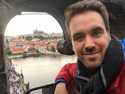 ITA Alumni Ambassador - Ryan Cook - Prague, Czech Republic