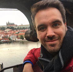 Ryan Cook - Ambassador - Prague, Czech Republic