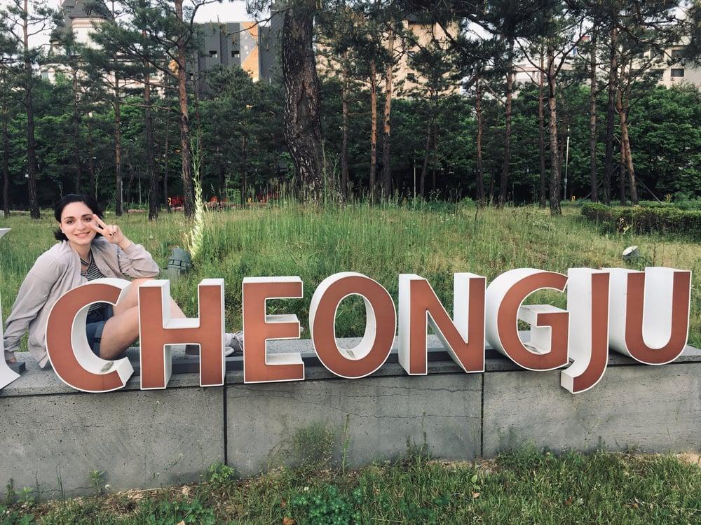 Teaching English in Cheongju, South Korea - Alumni Q&A with Samantha DiVito