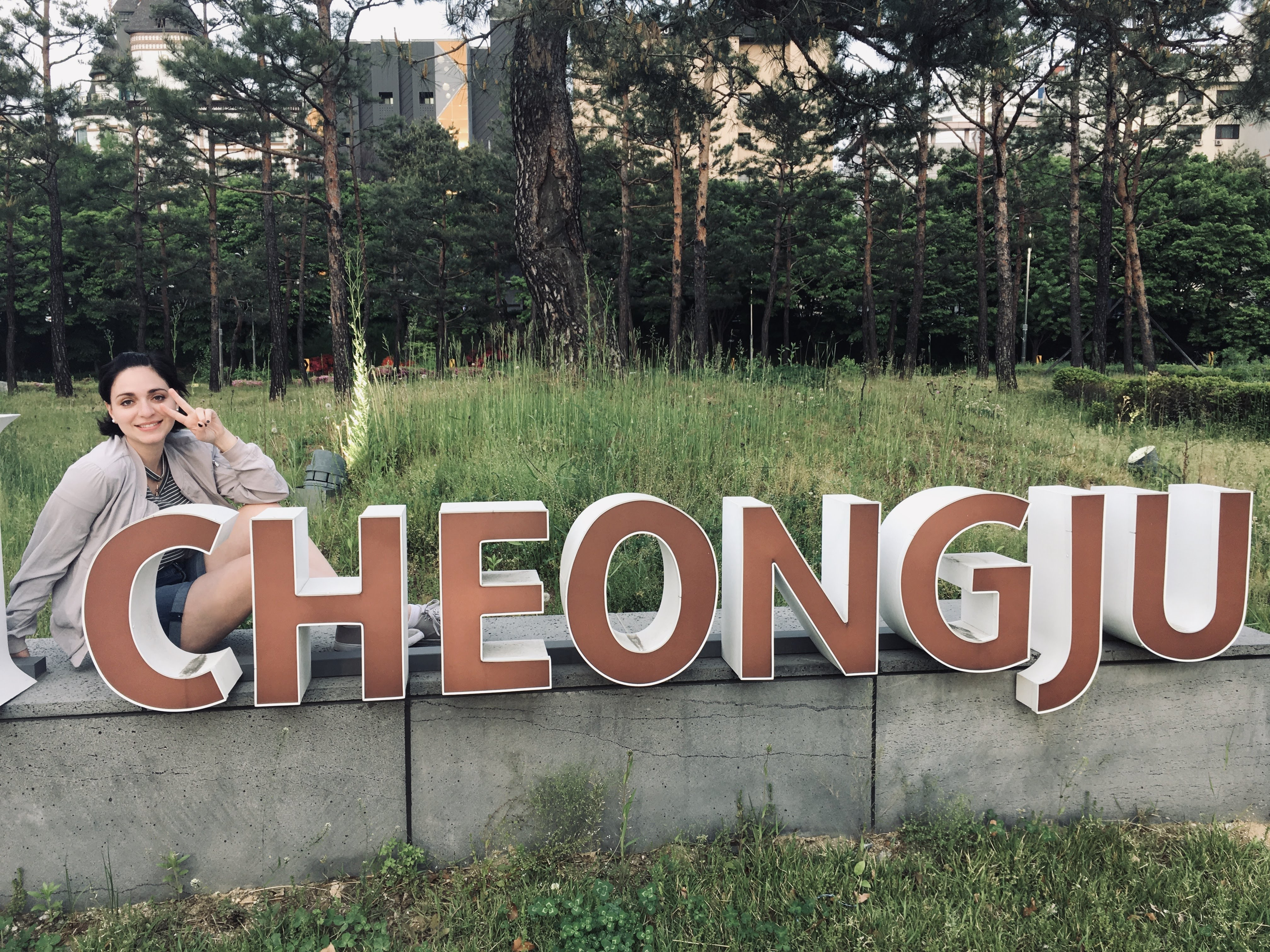 Teaching English in Cheongju, South Korea - Alumni Q&A with Samantha DiVito