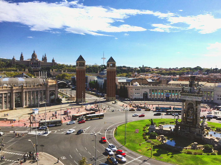 Sants-Montjuïc in Barcelona is a neighborhood that needs to be seen!