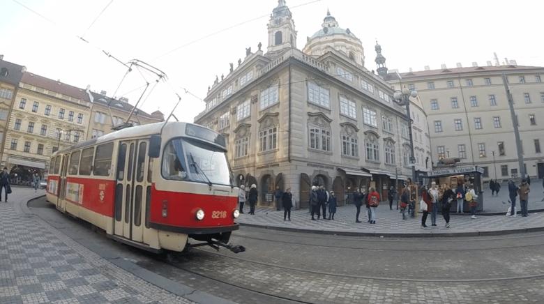 Prague Public Transport - Czech Republic - Ryan Cook