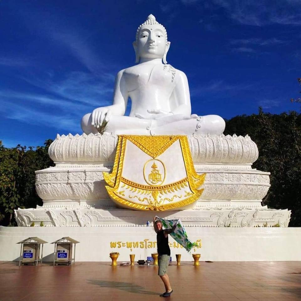 Sean - Pride Week - Thailand 2