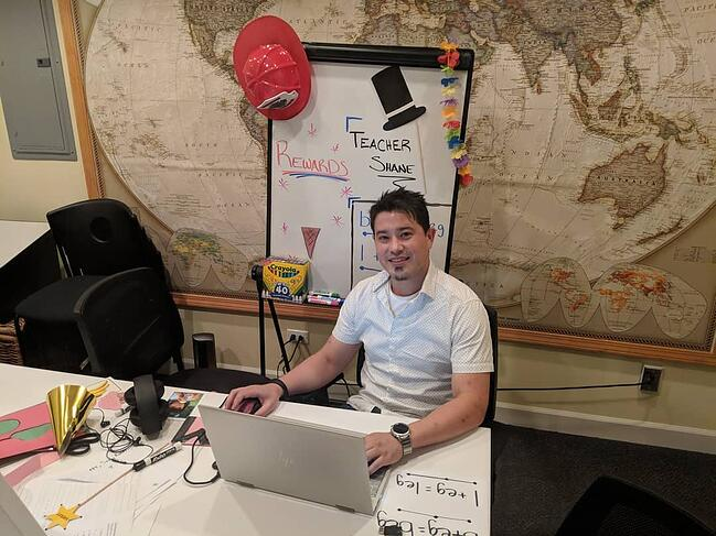 Shane Cook - Alumni - Chicago TEFL Class - Job Interview - Teach English Online