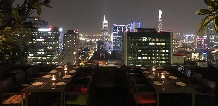 Saigon Nightlife: A Personal Tour of the Top Drinking Spots in Ho Chi Minh City, Vietnam