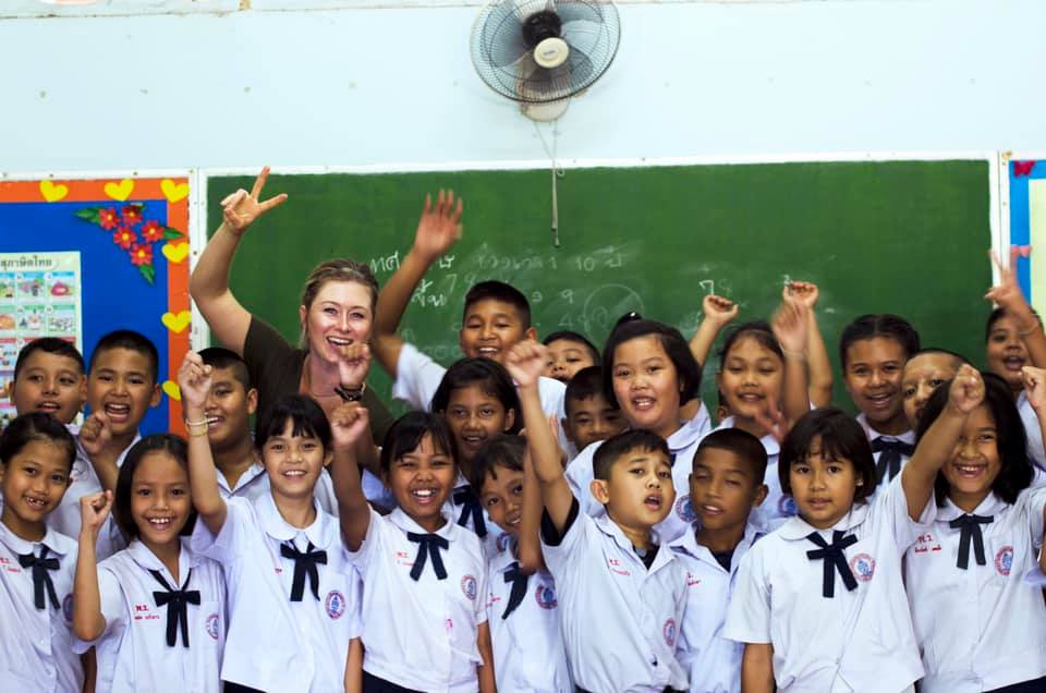 Tips for saving money for TEFL teaching English abroad