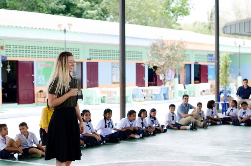 Teach English Abroad TEFL