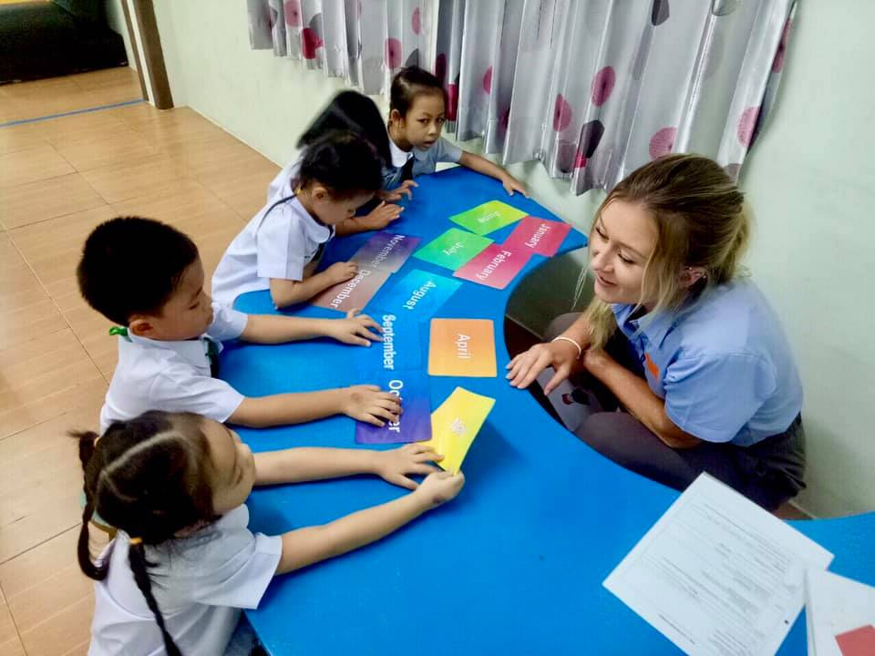 Teach English Abroad TEFL Certification