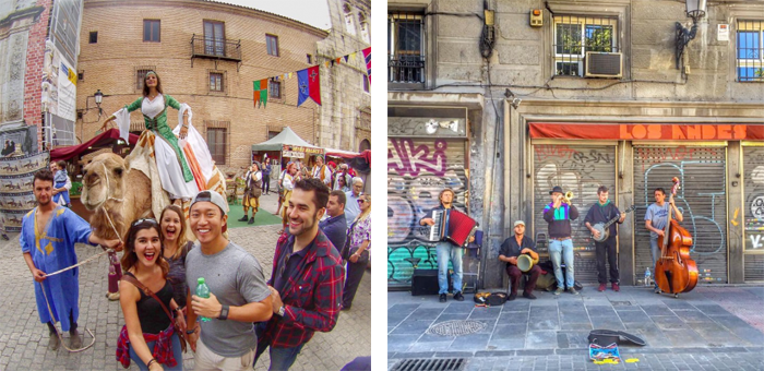 City Fact Sheets: Living in Madrid, Spain