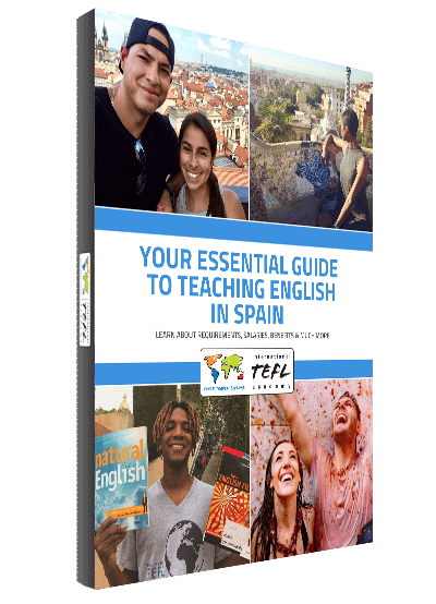 Best Spain TEFL Brochure For Teaching English Abroad