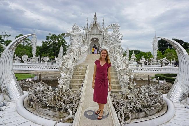 Summer Schlageter - Chiang Mai, Thailand