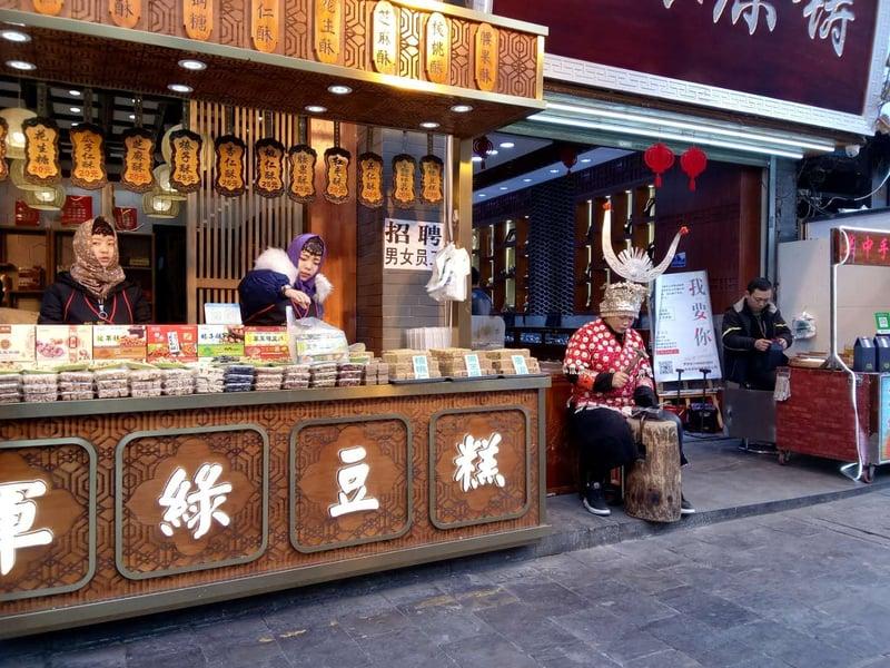 Teaching English in Asia China