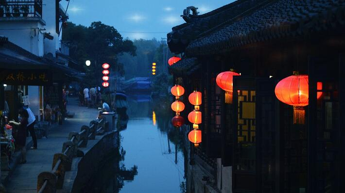 Packing tips for Suzhou, China
