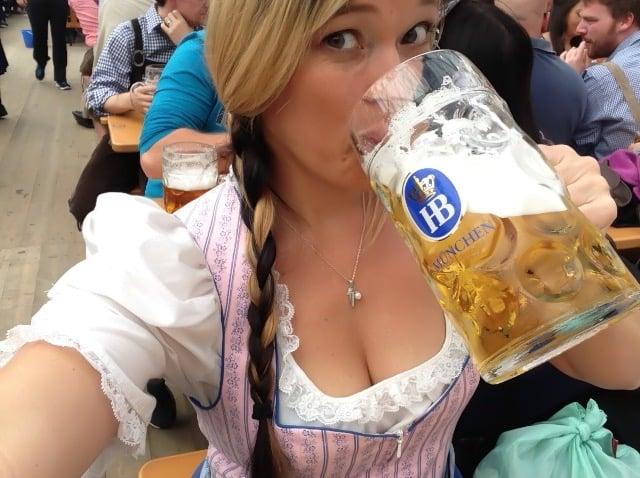 Tamie Arietta - Oktoberfest, Munich, Germany