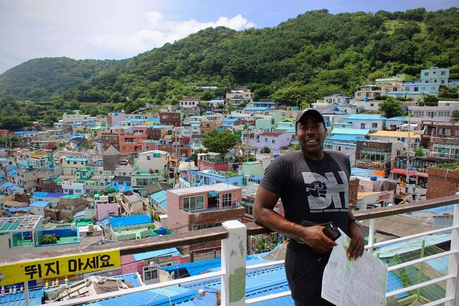 Tim Unaegbu - South Korea 1