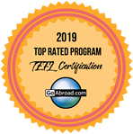Top Rated Program - TEFL - 2019