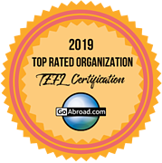Top Rated TEFL Org - 2019