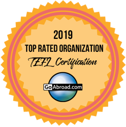 Top Rated TEFL Organization - 2019 and 2020
