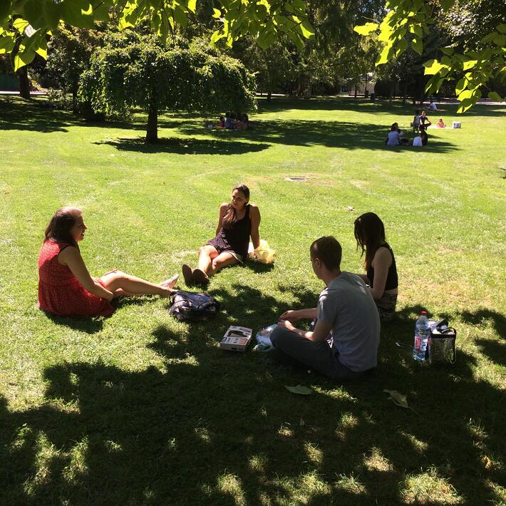 A day in the life of a TEFL student in Toulouse, France