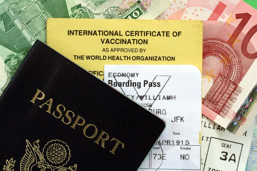 Travel Clinic and travel vaccines