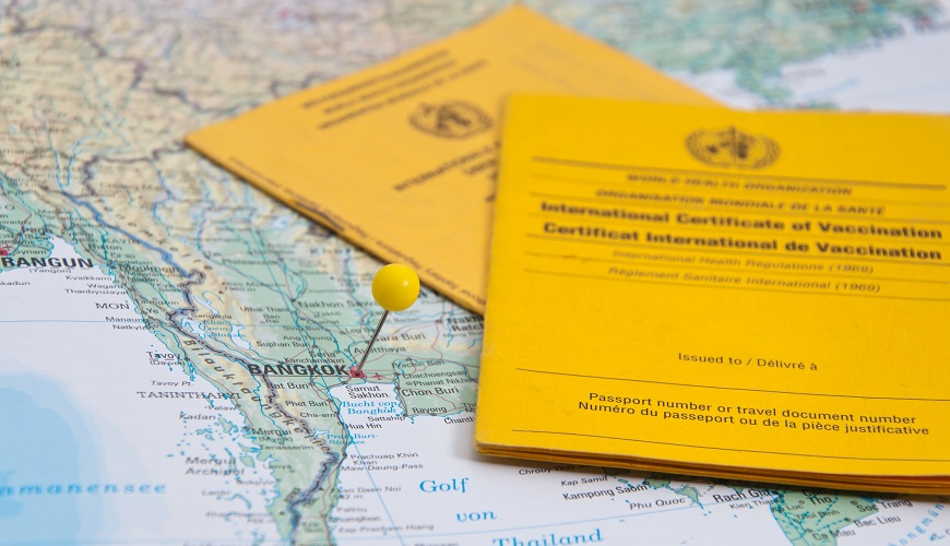 Immunizations, Prescriptions, and Mental Health Abroad