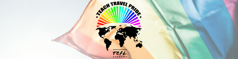International TEFL Academy Pride Week