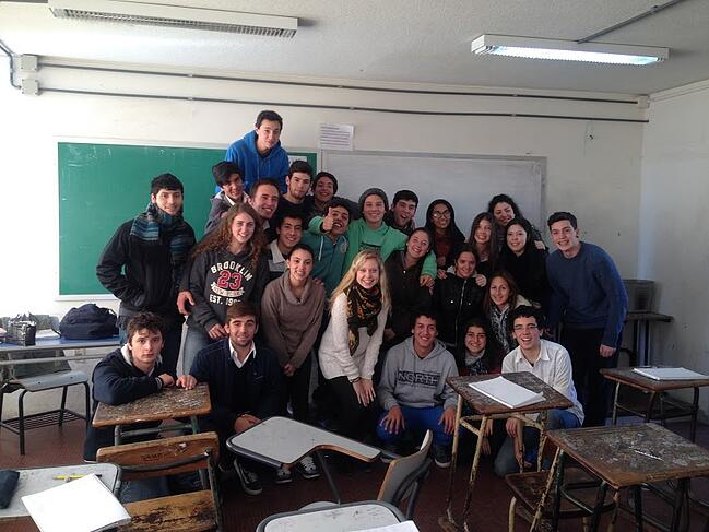 How to get a job teaching English in Uruguay