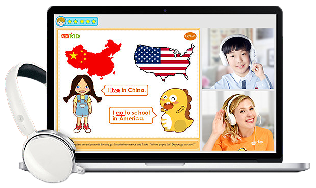 Teach English Online to Children in China with VIPKID