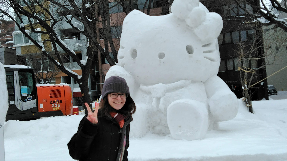 Teaching English in Osaka, Japan - Alumni Q&A with Valerie Lynn
