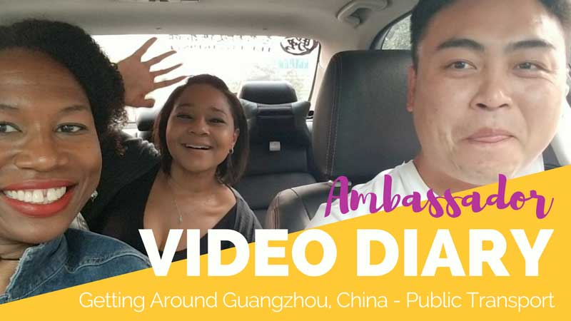 Getting Around Guangzhou, China: Public Transport - TEFL Ambassador