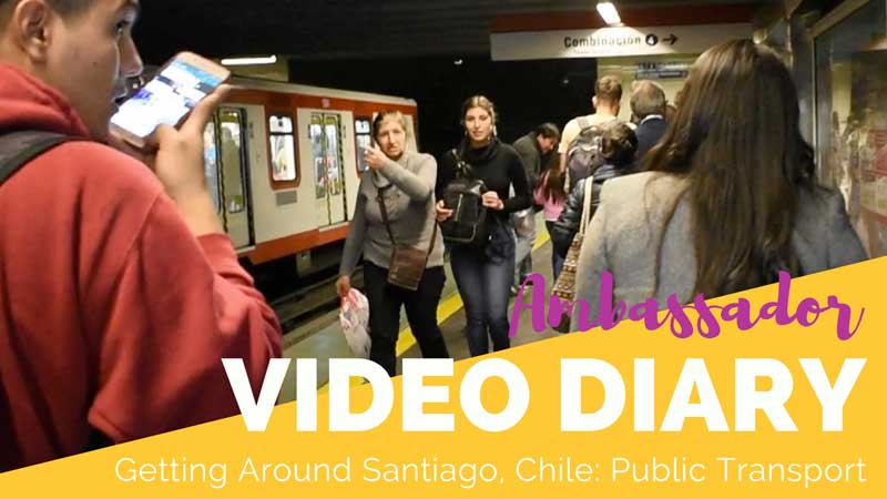 Getting Around Santiago, Chile: Public Transport - TEFL Ambassador