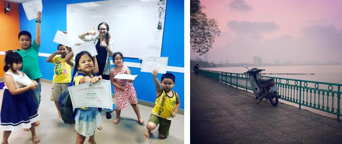 Tips for Teaching English in Hanoi