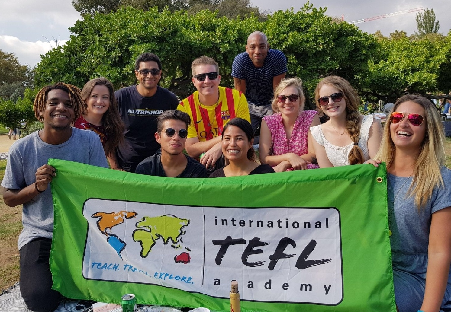 Teach English Abroad in 2018