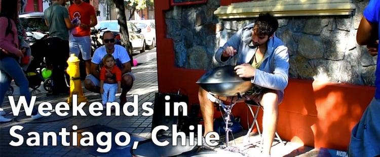 [Ambassador Video] Weekend Adventures Exploring Santiago, Chile