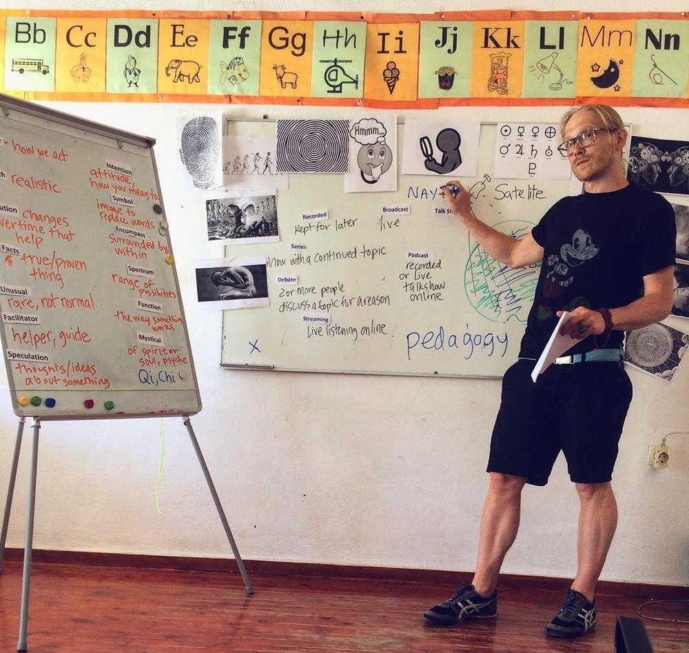 Practicum Practice Teaching for TEFL