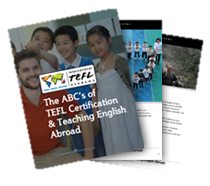 Get all the basic info about TEFL & TEFL certification
