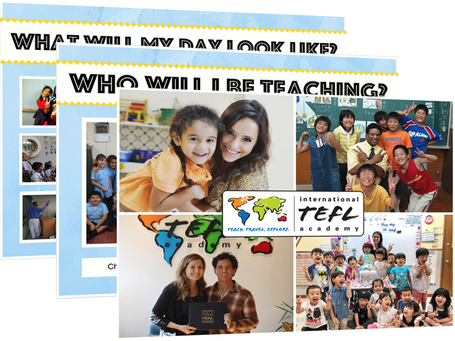 Tune into Our Free TEFL Webcast