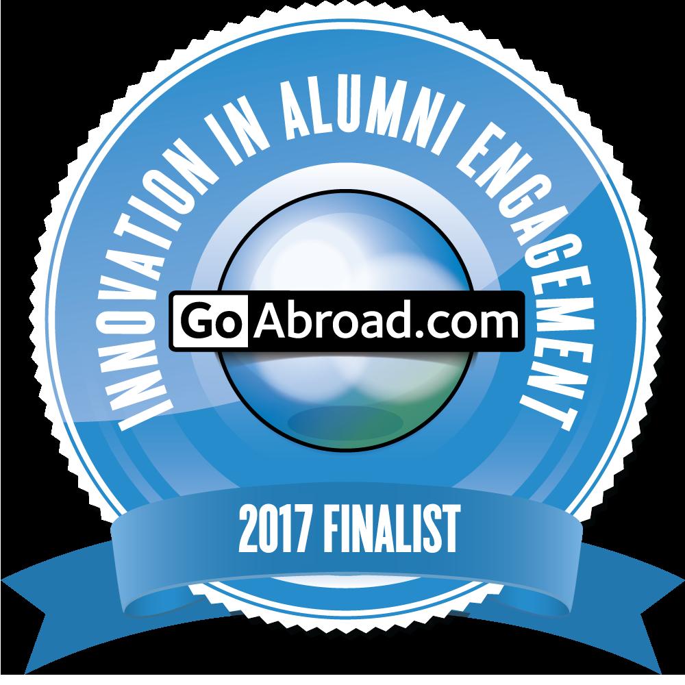 Innovation In Alumni Engagement Award Finalist