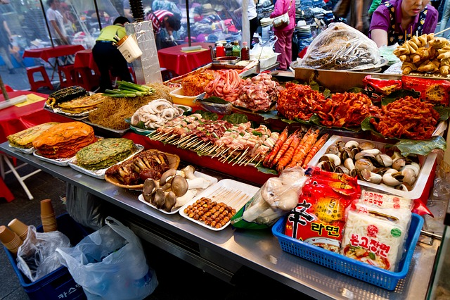international tefl academy - food in asia
