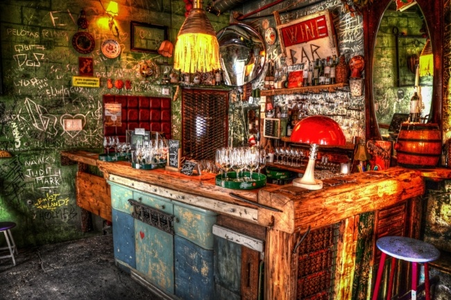 Budapest is home to some of the coolest bars in Europe