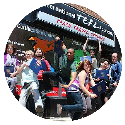 Chicago TEFL Class instructor - In-person class