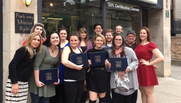 Why You should get TEFL Certified in the International TEFL Acadmey headquarters