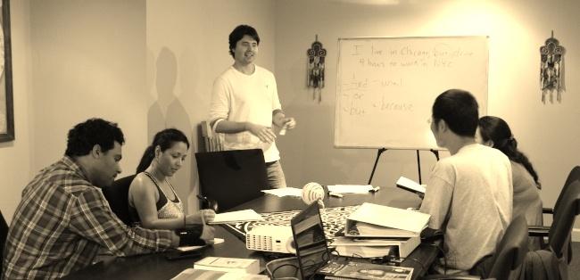 Online TEFL Class Practicum