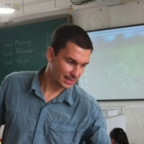 Teaching English in Shenzen, China