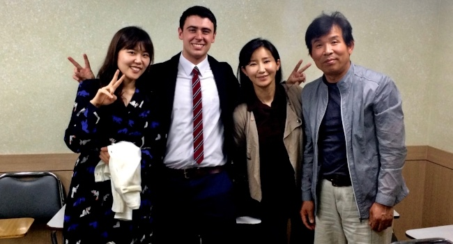 government program for teaching english in south korea