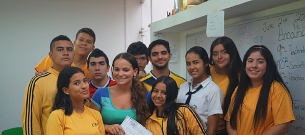 Visa for Teaching English in Colombia