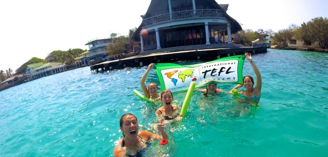 International TEFL academy referral program